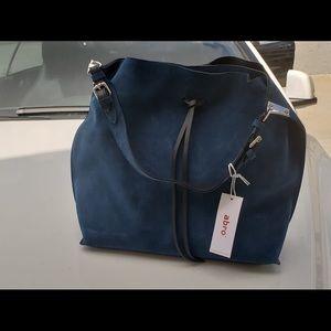 Abro leather purse